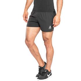 Odlo Millennium Spodenki do biegania Mężczyźni, black melange